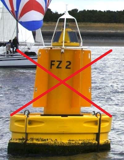 FZ2 wordt weggenomen - foto Georges Janssens